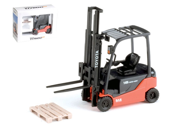 001435 - ROS Toyota Traigo 48 Electric Forklift