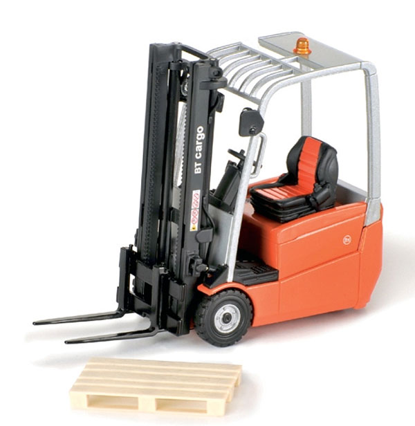 001466 - ROS BT Cargo Fork Lift 3 Wheel