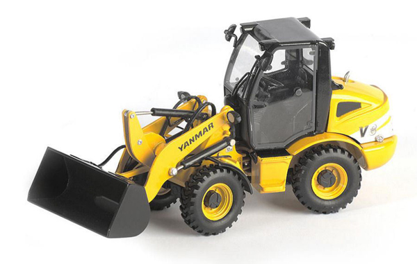 001510 - ROS Yanmar V8 Compact Wheel Loader opening