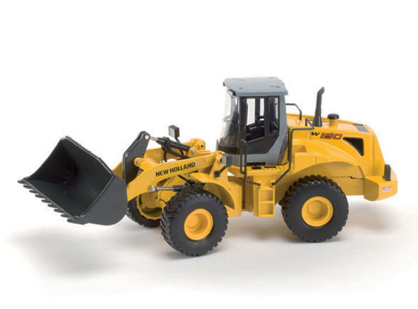 001732 - ROS New Holland W190 Articulated Wheel Loader