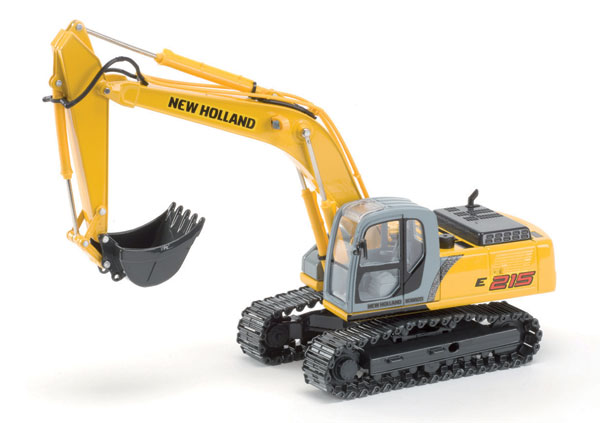 001756 - ROS New Holland E215 Tracked Excavator