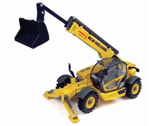 001923 - ROS New Holland LM1745 TURBO Telescopic Material