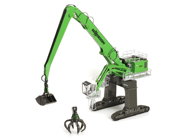 002241 - ROS Sennebogen 875E Port Material Handler on