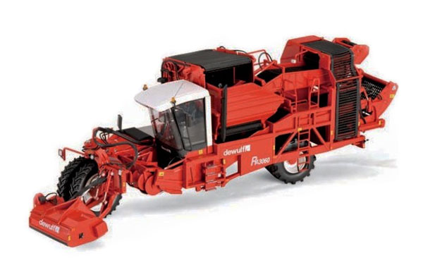601437 - ROS Dewulf RA3060 Potato Harvester
