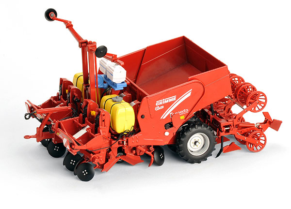 601451-X - ROS Grimme Planter GL860 Compacta Potato Planter