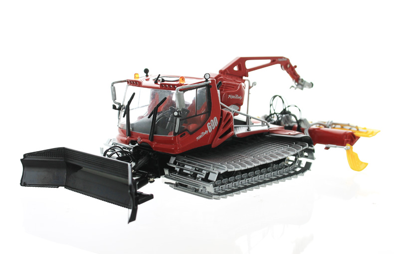 ROS Pistenbully Snow Cat