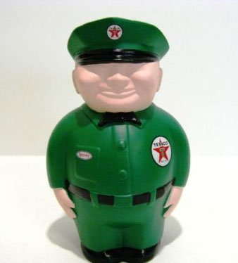 1998 - R And B Texaco Fat Man Coin Bank