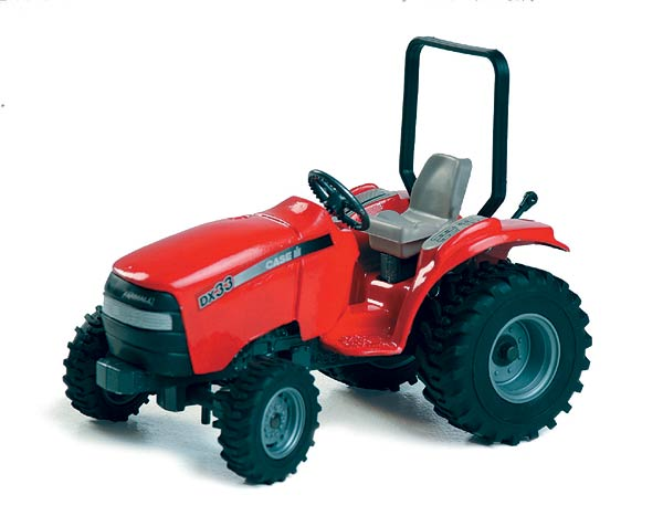 ZSM-1030 - Scale Models Case IH DX33R Tractor DISCONTINUED Get yours