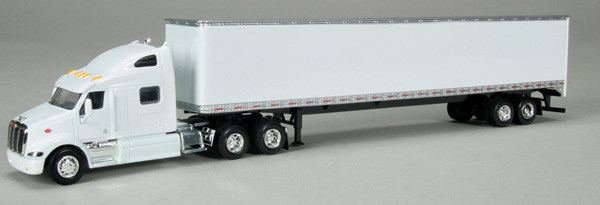 33604 - Spec-cast Peterbilt 387 Sleeper Cab and 53