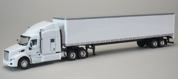 33701 - Spec-cast Peterbilt 579 Sleeper Cab and 53 Trailer