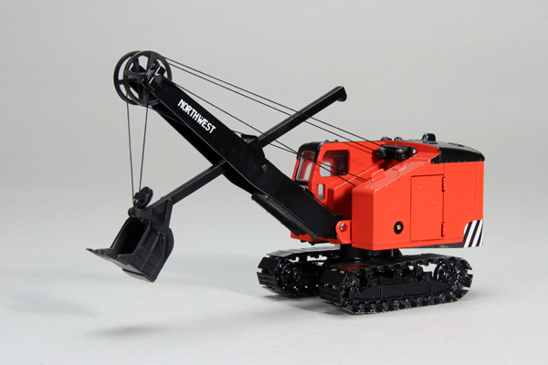 CON012 - Spec-cast Northwest Model 25 Shovel