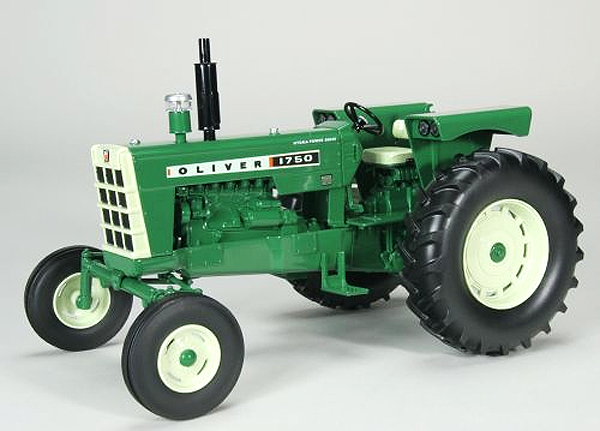 CUST-1499 - Spec-cast Oliver 1750 Diesel Tractor 2016 Farm