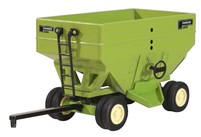 CUST-1597 - Spec-cast Parker Gravity Wagon