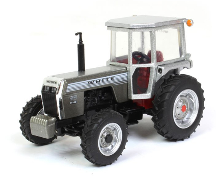 CUST-1707 - Spec-cast White Field Boss 2 105 Tractor