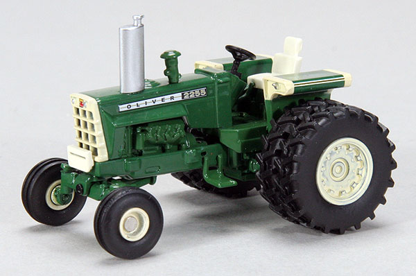 SCT-462 - Spec-cast Oliver 2255 Open Station Tractor