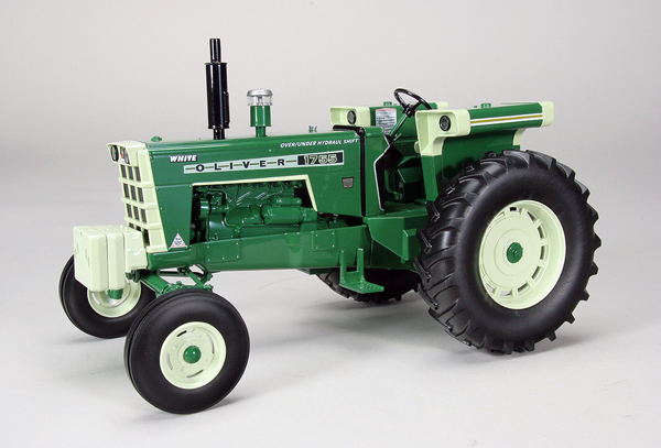 SCT-555 - Spec-cast Oliver 1755 Wide Front Tractor
