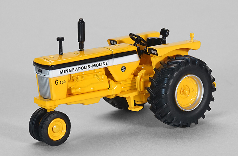 SCT-712 - Spec-cast Minneapolis Moline G900 Narrow Front Tractor