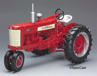 ZJD-153 - Spec-cast Farmall 450 Gas Engine Narrow Front