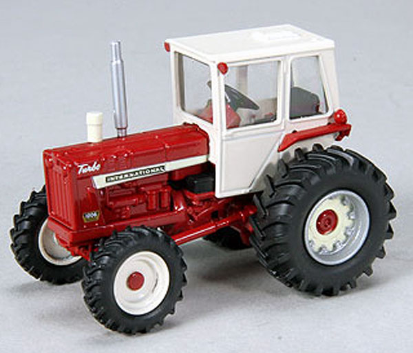 ZJD-1679 - Spec-cast International 1206 Wheatland Tractor