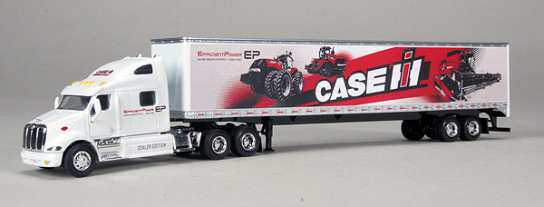ZJD-1705 - Spec-cast Case IH EP Peterbilt 387