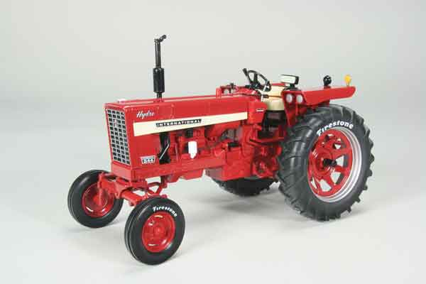ZJD-1768 - Spec-cast International 544 Wide Front Tractor