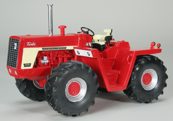 ZJD-1791 - Spec-cast International 4166 Tractor