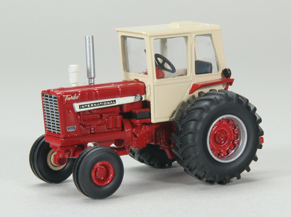 ZJD-1800 - Spec-cast International 1256 Tractor 50th Anniversary