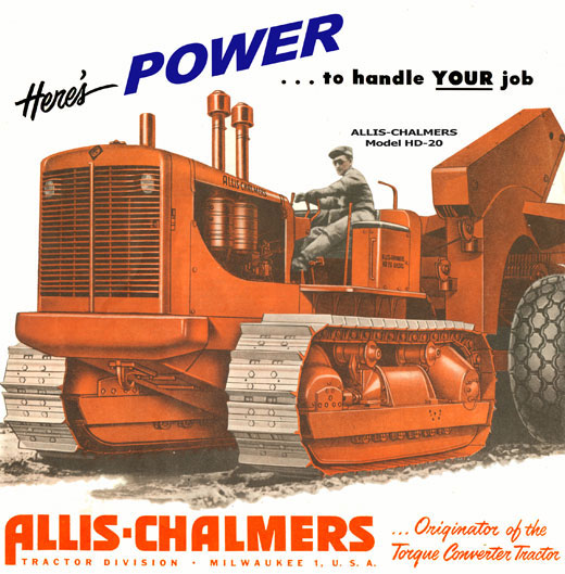 ACHD-XL - Strattons Allis Chalmers HD 20