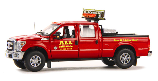 1200-ALL - Sword ALL Crane Ford F250 XLT Pickup
