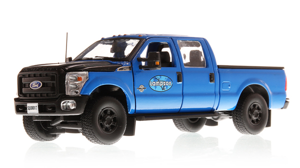 1200-LAM - Sword Lampson Ford F250 XLT Crew Cab