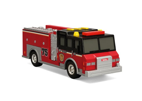 06265P - Tonka Fire Department Pumper Fire Truck