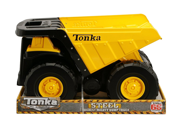 90667 - Tonka Classic Steel Toughest Mighty Dump
