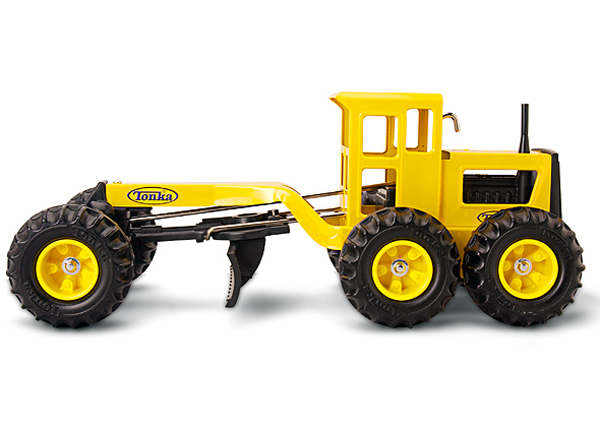 92510 - Tonka Steel Toughs Grader