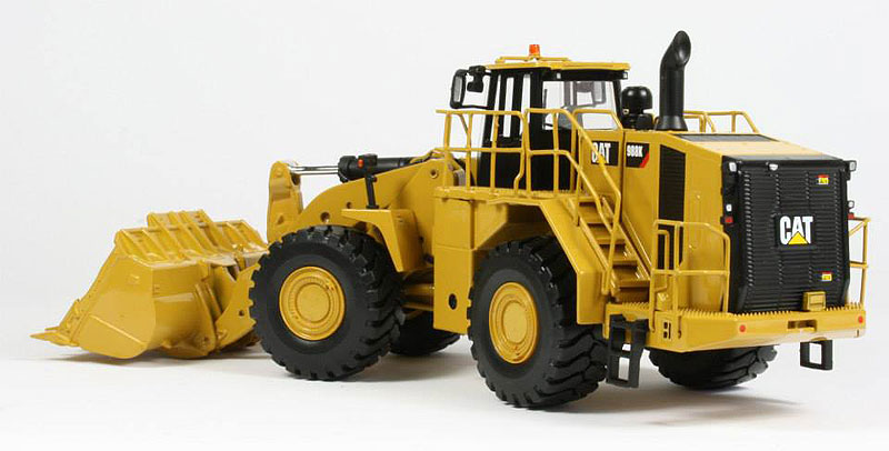 10001 - Tonkin Replicas Caterpillar 988K Wheel Loader Articulated steering