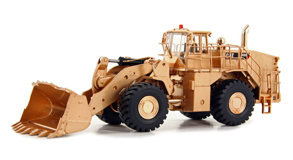 10002 - Tonkin Replicas Caterpillar 988K Wheel Loader Gold Edition