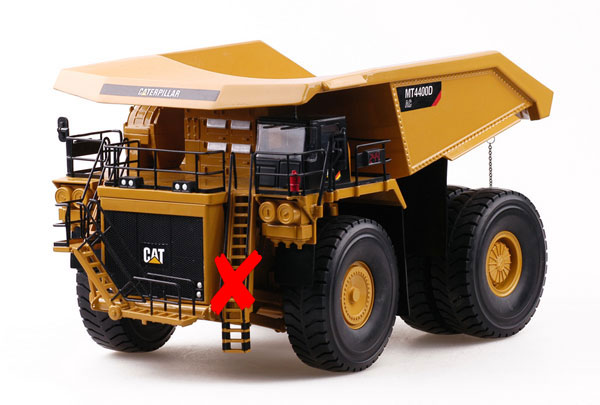 30001-X - Tonkin Replicas Caterpillar MT4400D AC Off Highway Truck