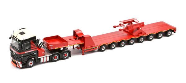 410088 - Tonkin Replicas Mammoet Mercedes Benz Arocs 6x4 and