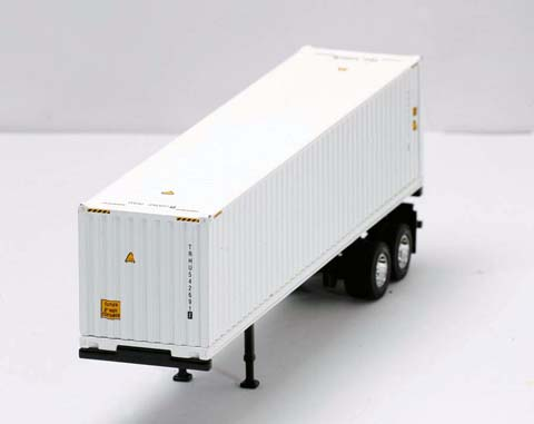 M00403 - Tonkin Replicas Container and Chassis