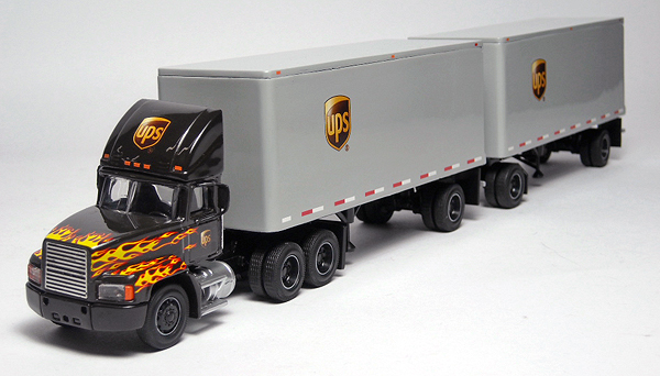 similiar ups mack tractor keywords tonkin replicas ups mack ch600 day cab