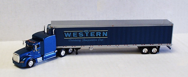 SP075 - Tonkin Replicas Western Distributor Peterbilt 386