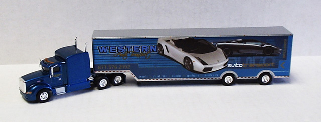 SP076 - Tonkin Replicas Western Distributor Peterbilt 386