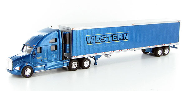 SPT3002 - Tonkin Replicas Western Distributing Kenworth T700