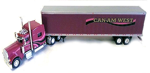 SPT3117 - Tonkin Replicas Can Am West Peterbilt 389