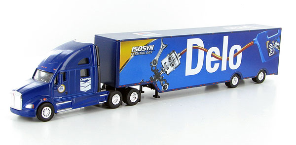 SPT3183 - Tonkin Replicas Chevron_Delo Kenworth T700 Sleeper