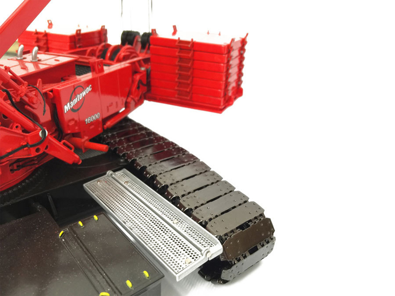 Towsleys Manitowoc 16000 Executive Compact Edition Functions Fully 1704e6290d9e