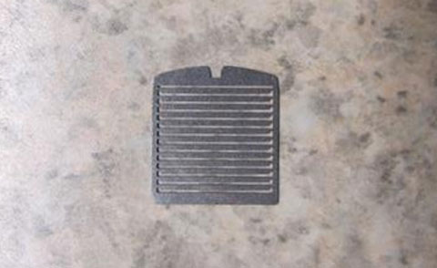 201 - Tractorfab Semi Truck Louvered Grill Overlay Fits