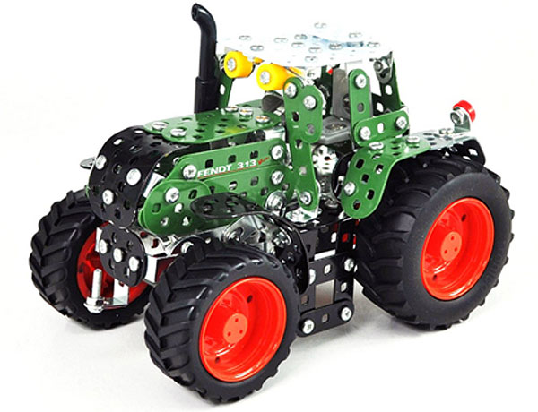 10020 - Tronico Fendt Vario 313 Tractor Metal Construction