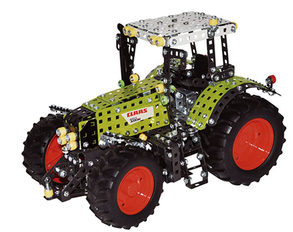 10060 - Tronico Claas Axion 850 Tractor Metal Construction Kit