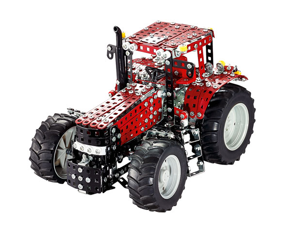 10072 - Tronico Case IH Magnum Tractor Metal Construction