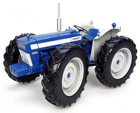 2826 - Universal Hobbies Ford County 654 Tractor